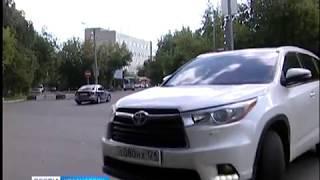 Красноярск парализовали гигантские пробки