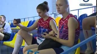 В Пензе определили победителей четвертого этапа спартакиады по волейболу