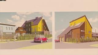 В музее «Искусство Омска» открылась выставка «Архитектурная практика»