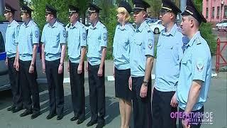Сотрудники транспортной полиции получили новые автомобили