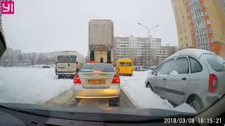 #47 Аварии на дорогах. Подборка ДТП и происшествий за Март 2018. Dash cam crash. Dashcam.