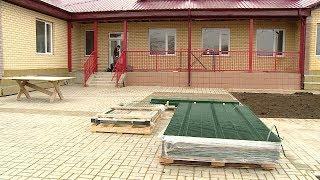 В селе Веселово готовится к открытию детский сад