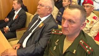 Депутаты госсовета обсудили проблемы насущные и посетили выставку