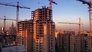 Новости недвижимости. В мегаполисах зафиксирован взрывной рост продаж новостроек