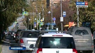 Новосибирские дороги сковали пробки: «Вести» выяснили причины