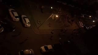 Массовая драка в Боровом