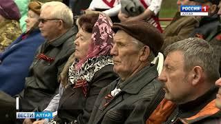 24 тысячи ветеранов Великой Отечественной встретят в Алтайском крае 73-й Победный май