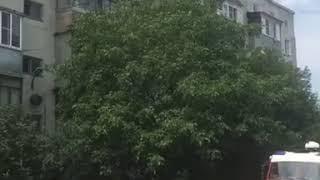 Пожар в Михайловске 2