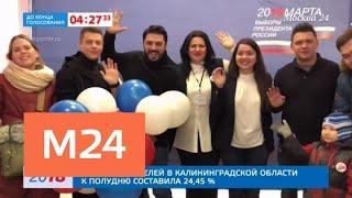Популярные музыканты призывали россиян выбрать будущее для своей страны - Москва 24