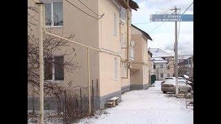 Капремонт в Самарской области: проверка морозами