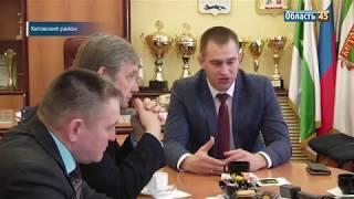 Новый глава Кетовского района Владимир Архипов переживает за газеты