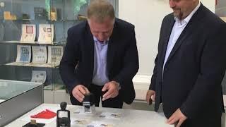 В Гаврилов-Яме открылась филателистическая выставка