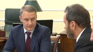Внесение проекта бюджета в Рязанскую областную Думу