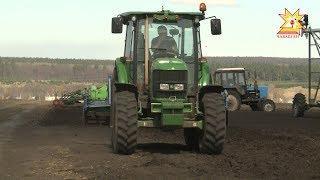 Порядка двухсот хозяйств республики завершили сев зерновых и зернобобовых культур.