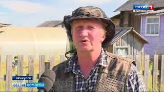 В Шенкурске сегодня начались судебные слушания по делу главы района — Виктора Парфёнова