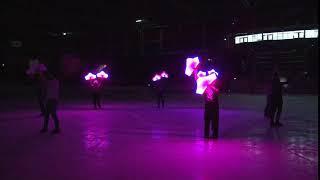 Репетиция церемонии открытия ЧМ-2018 в Хабаровске-2