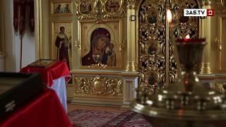 Приход храма православной церкви в Агинском начинает своё восстановление