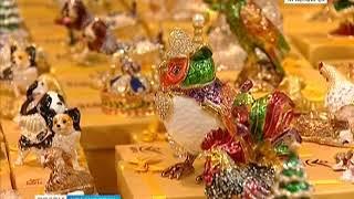 В Красноярске открылась индийская выставка