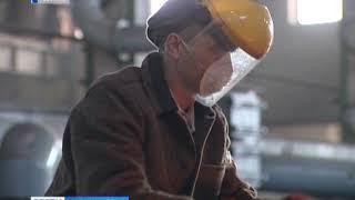Одно из предприятий в Прибрежном продолжает плавить металл по ночам в обход решения суда