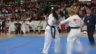 К. Засорина снова чемпионка