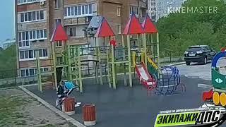 Во Владивостоке возбуждено уголовное дело по факту травмирования ребенка на детской площадке
