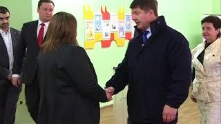 Мэр Владимир Слепцов проверил несколько избирательных участков Ярославля