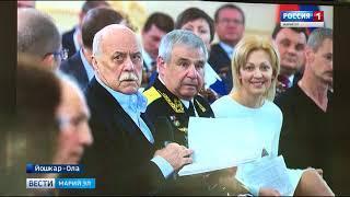 В Йошкар-Оле открыли уголок памяти режиссёра Станислава Говорухина