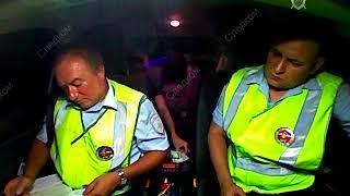 Попытка дать взятку полицейским