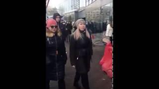 """Эвакуация в """"Тау Галерее"""""""