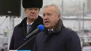 Открыли долгожданную развязку с Николаевского моста