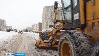 На освобождение Магадана от мусора мэр областного центра дал пять дней