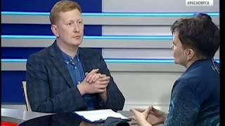 """Вести.Интервью: куратор летней школы """"Ермак"""" Оксана Прокопова"""