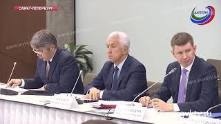Глава Дагестана принял участие в совещании по вопросам лекарственного обеспечения