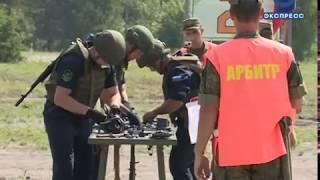 Под Пензой завершился конкурс «Мастер-оружейник»
