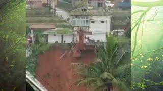 LIVE Video | Landslide and House Collapsed in Kerala | Horrible View | 350 Above Died | Kerala Flood