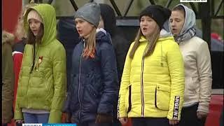 В Красноярске прошёл масштабный военно-патриотический фестиваль