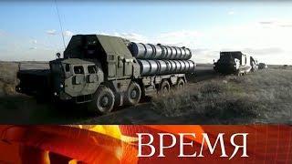 Сирия получит российские зенитно-ракетные комплексы С-300.