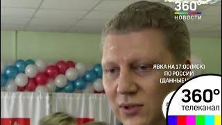 Глава Одинцовского района Андрей Иванов проголосовал с семьей