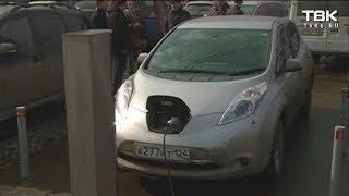 Электрокары в Красноярске