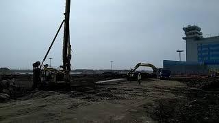 В Хабаровске строят новый терминал аэропорта-2