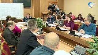 Выборная кампания на территории Новгородской области прошла на высоком уровне