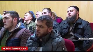 В Чечне ведется работа по трудоустройству детей силовиков, погибших при исполнении