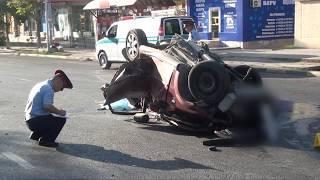 В Шымкенте в ДТП погибли женщина и грудной ребенок