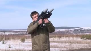 26 04 2018 Оружие против дронов показал концерн «Калашников»