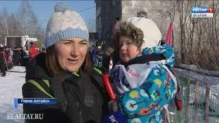 Более 1 тыс. жителей РА приняли участие в «Лыжне России»