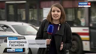 В Барнауле приостановили работы по строительству ливневой канализации на улице Ползунова