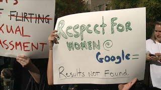 В Google протестуют против домогательств