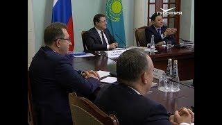 Самарский регион и Западно-Казахстанская область подписали соглашение о сотрудничестве