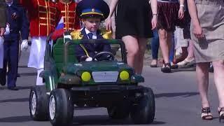 Новости ТВ 6 Курск 08 05 2018