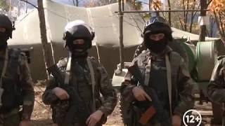 Тактические навыки отработали сотрудники ОМОН ЕАО в полевых условиях(РИА Биробиджан)